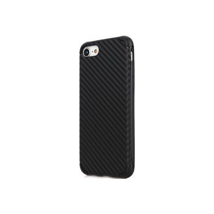 Чехол для сотового телефона Vili Клип-кейс iPhone 8, черный чехол книжка для apple iphone 7 8 sgp valentinus черный