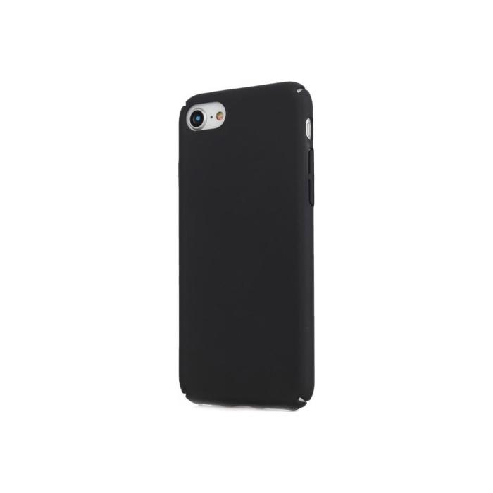Чехол для сотового телефона Vili Клип-кейс Soft iPhone 8, черный
