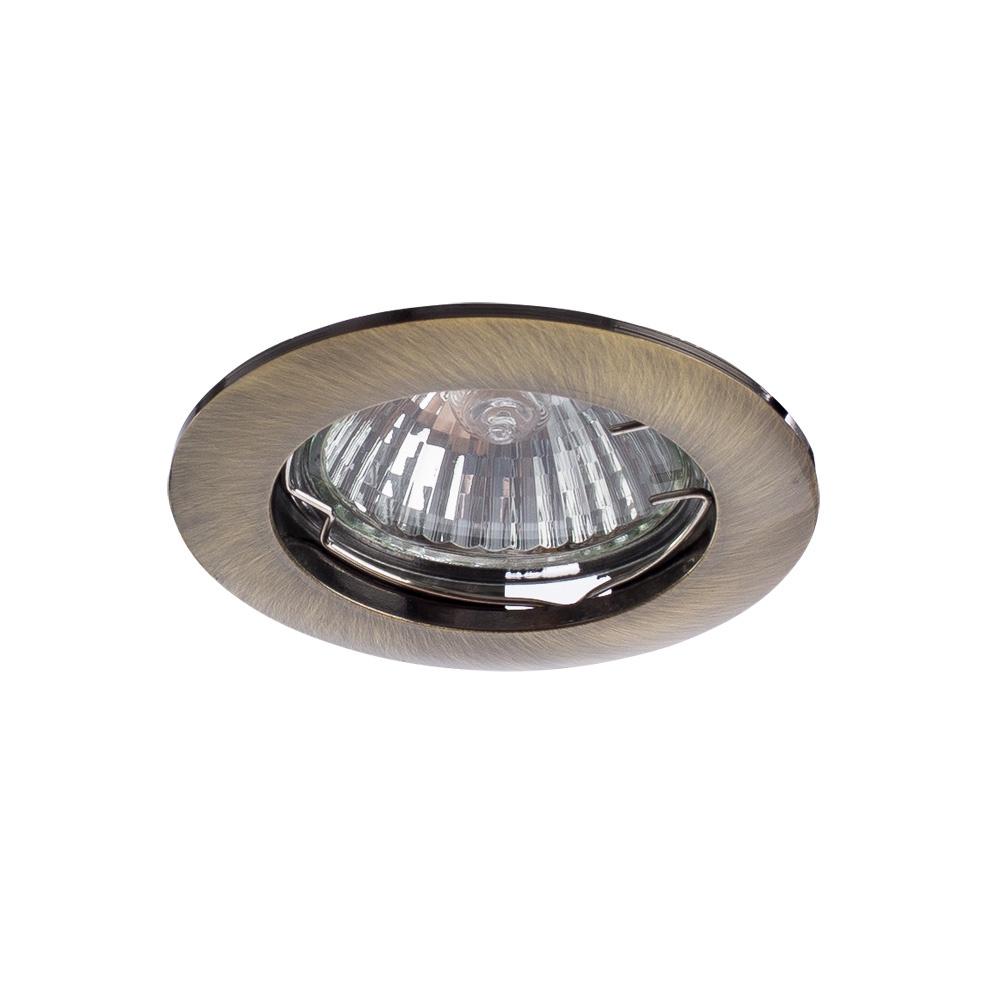 Встраиваемый светильник Arte Lamp A2103PL-1AB, бронза