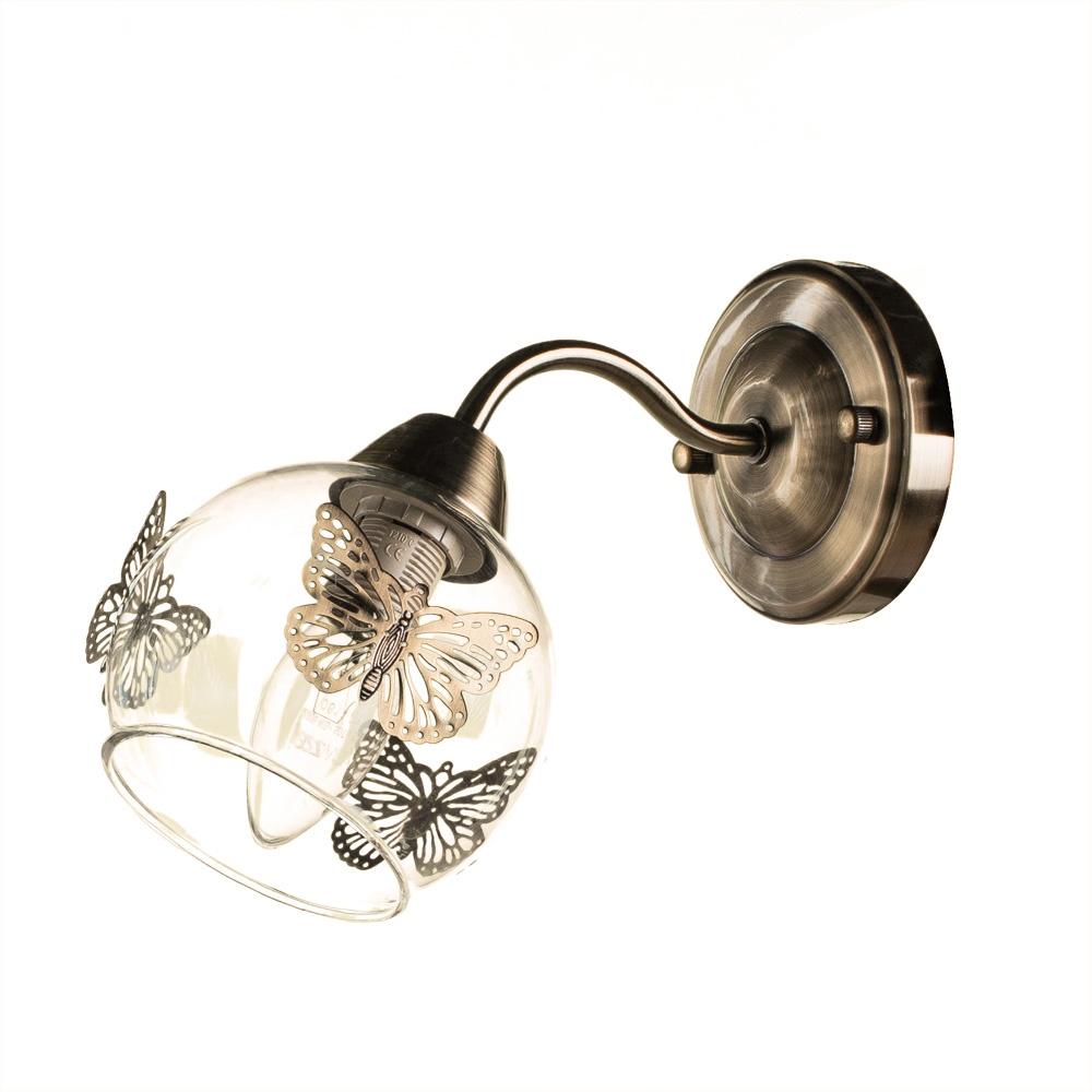 Бра Arte Lamp A5004AP-1AB, бронза