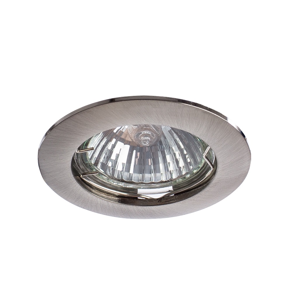 Встраиваемый светильник Arte Lamp A2103PL-1SS, GU10, 50 Вт все цены