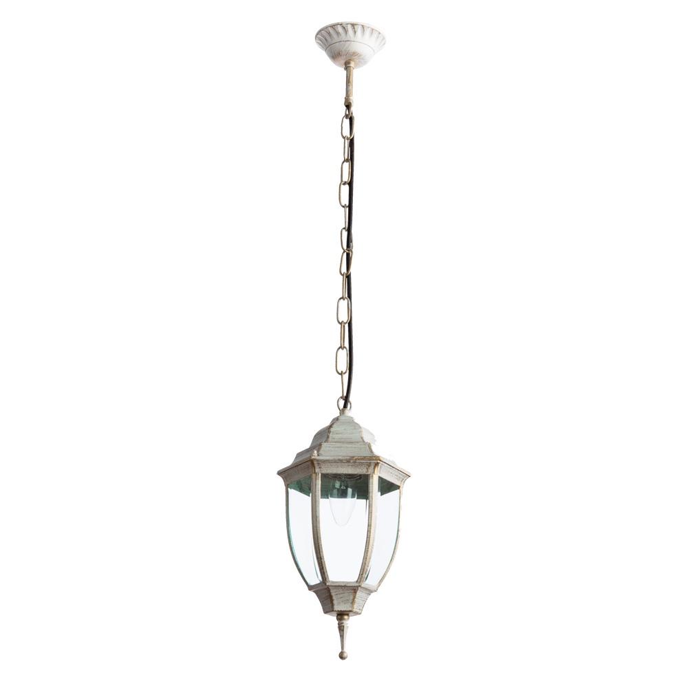 Уличный светильник Arte Lamp A3151SO-1WG, золотой уличный подвесной светильник arte lamp pegasus a3151so 1bn