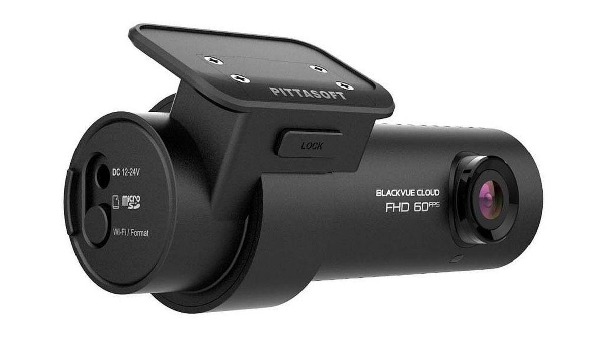 Видеорегистратор Blackvue DR750S-1ch, черный