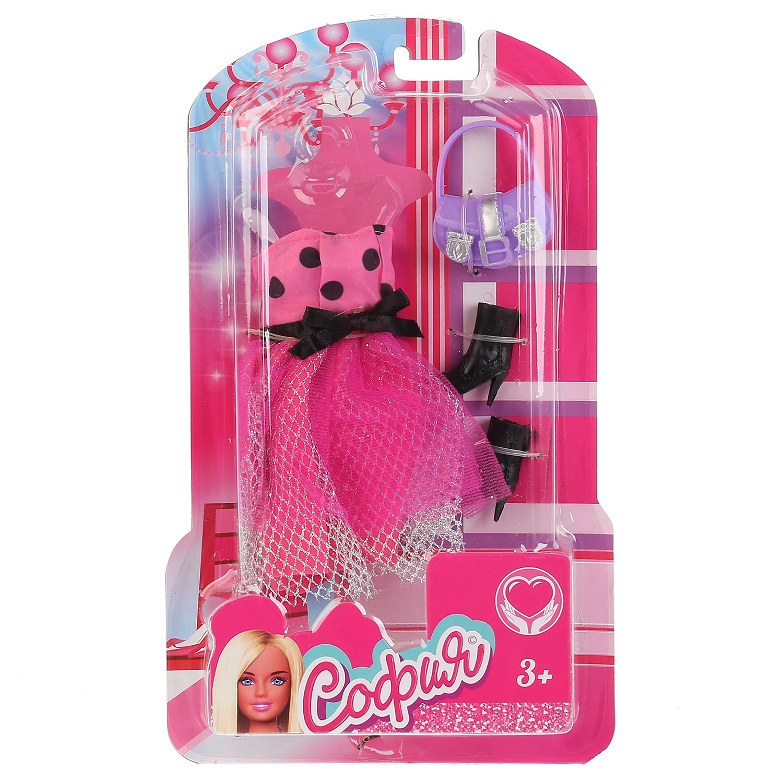 Одежда для кукол Карапуз 66243-1-S-BB куклы и одежда для кукол карапуз одежда для кукол теплый комбинезон hello kitty