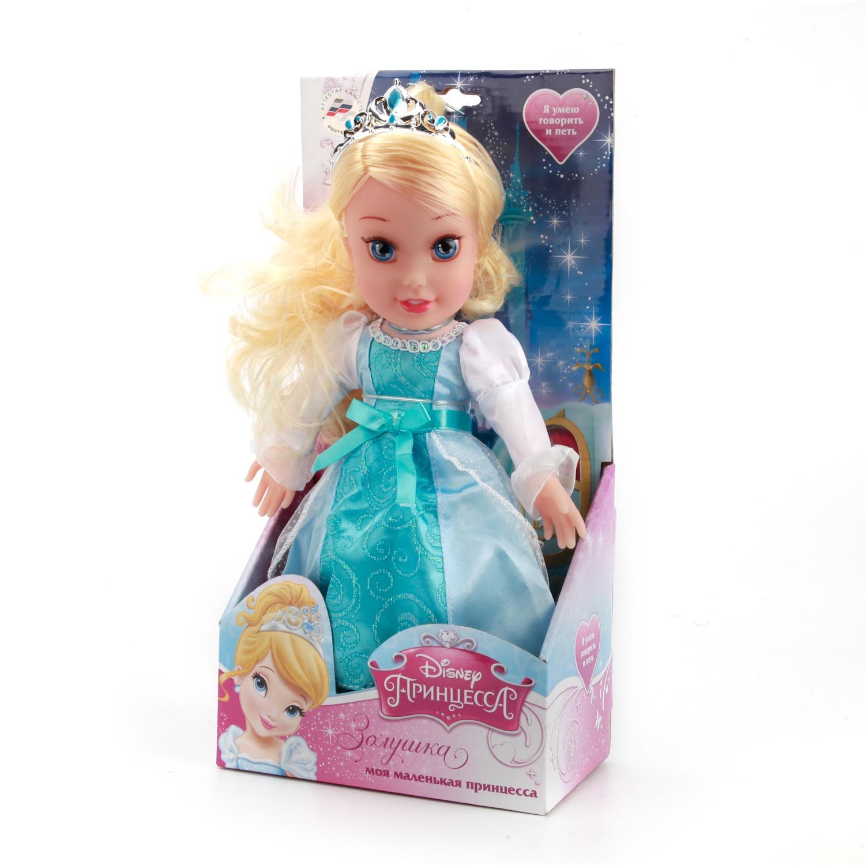 Кукла Мульти-пульти CIND004 кукла мульти пульти disney принцесса золушка 30 см со звуком cind004