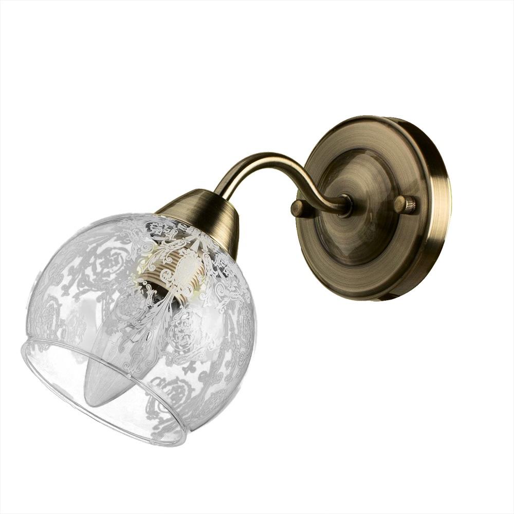 Бра Arte Lamp A1292AP-1AB, бронза