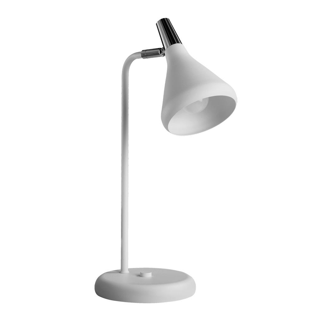 Настольный светильник Arte Lamp A9154LT-1WH, белый цена