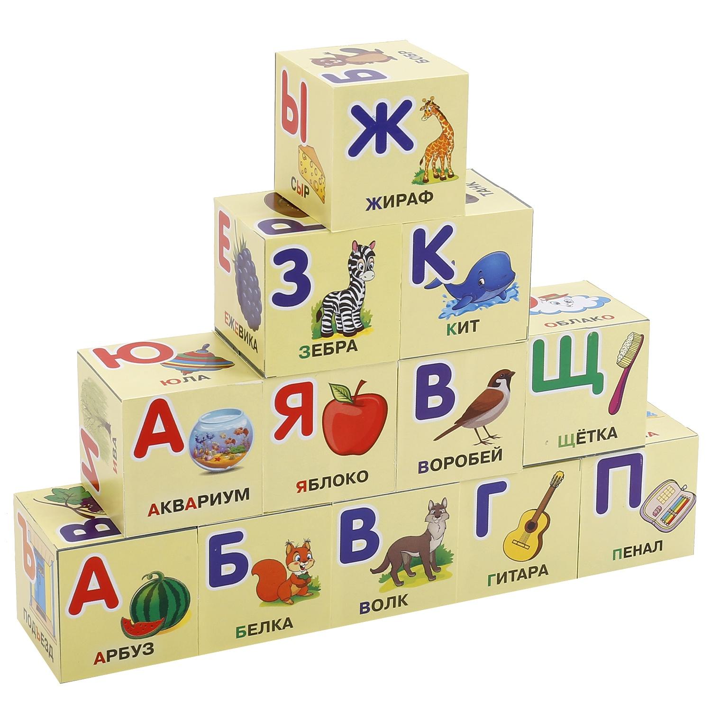 Кубики Играем вместе 4690590141304