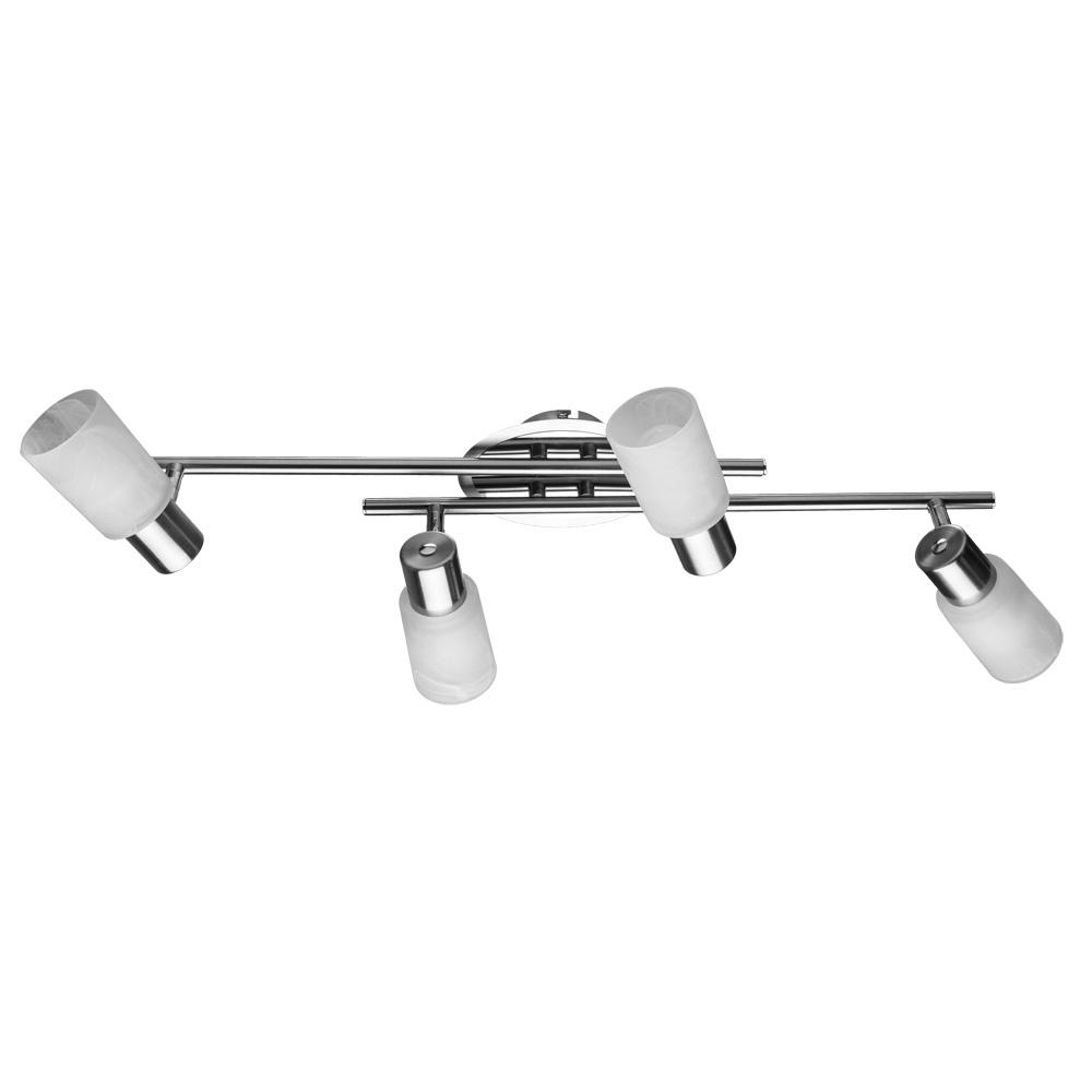 Настенно-потолочный светильник Arte Lamp A4510PL-4SS, E14, 40 Вт