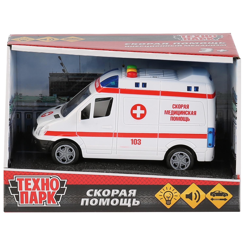 Машинка Технопарк 1630061-R