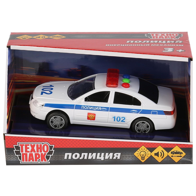 Машинка Технопарк 1726360-R