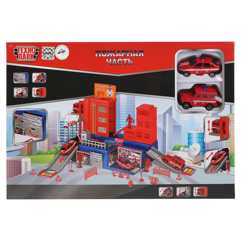 Игровой набор Технопарк 92090F-R