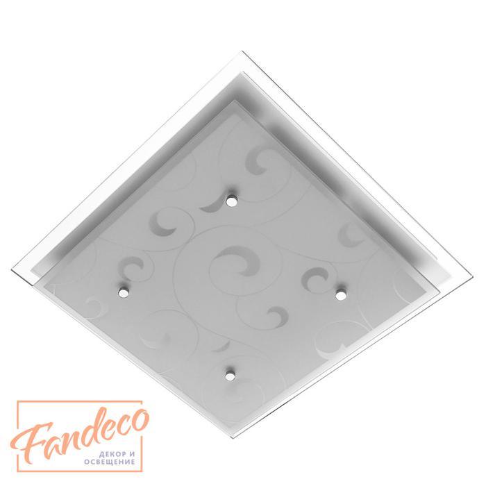 Настенно-потолочный светильник Arte Lamp A4807PL-2CC, серый металлик цена 2017