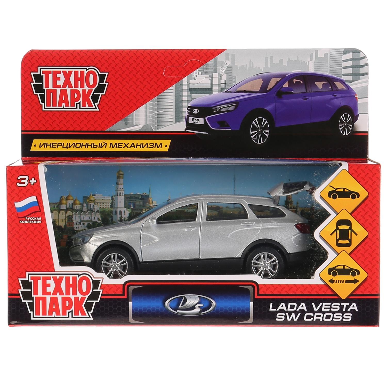Машинка Технопарк VESTA-CROSS-SL