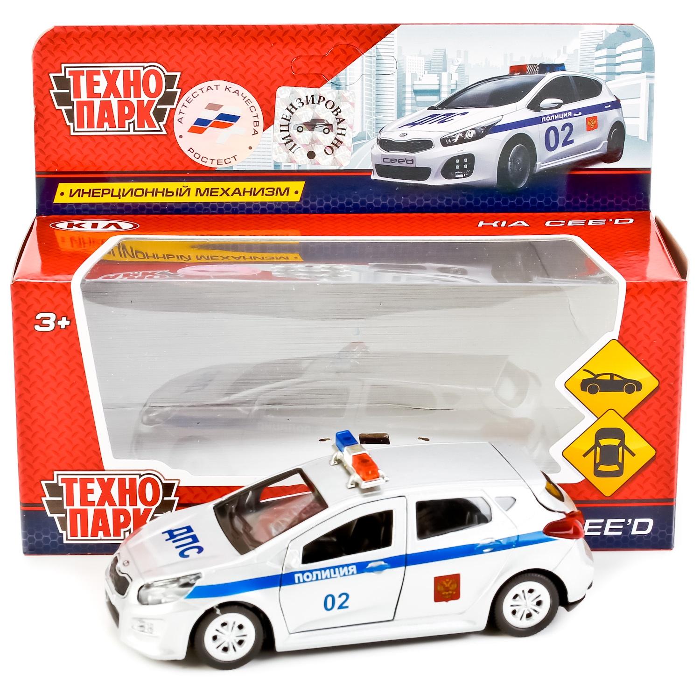 Машинка Технопарк CEED-POLICE