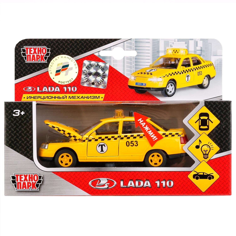 Машинка Технопарк CT10-110-7