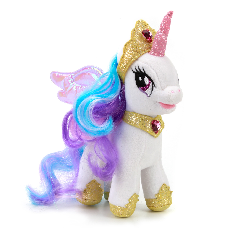 Мягкая игрушка Мульти-пульти V27498/18 мульти пульти my little pony пони принцесса селестия озвученная 18 см v27498 18