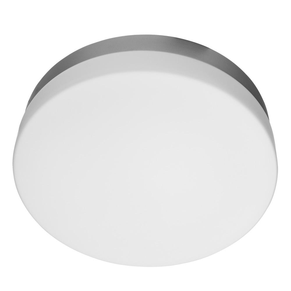 Настенно-потолочный светильник Arte Lamp A3211PL-3SI, серебристый цена