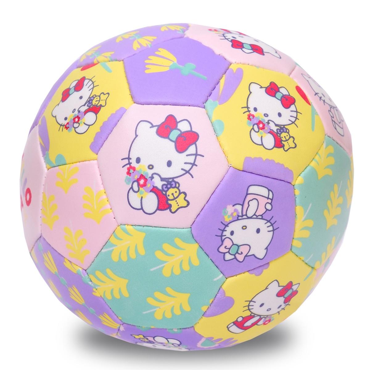 Мяч ЯиГрушка мягкий 10 см Hello Kitty -2 арт. 12072ЯиГ, 1 мяч mondo hello kitty