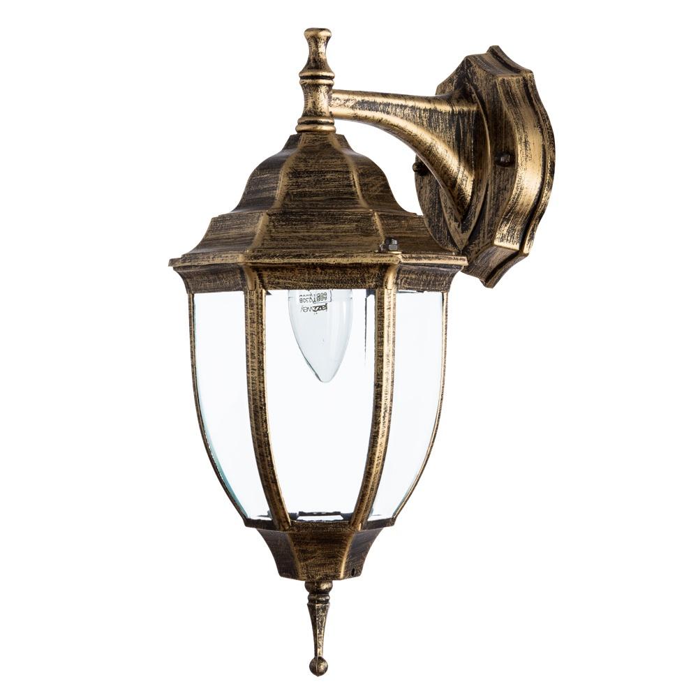 Уличный светильник Arte Lamp A3152AL-1BN, черный уличный подвесной светильник arte lamp genova a1205so 1bn