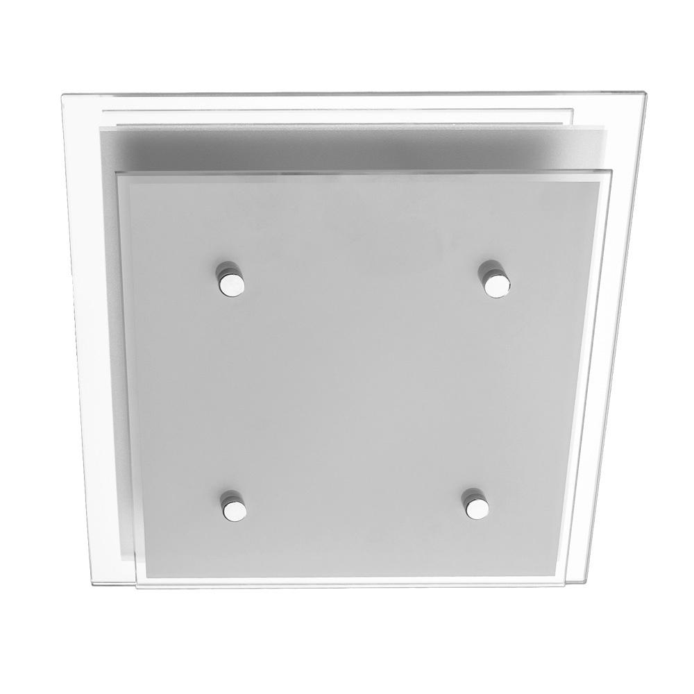 все цены на Настенно-потолочный светильник Arte Lamp A4868PL-1CC, серый металлик онлайн