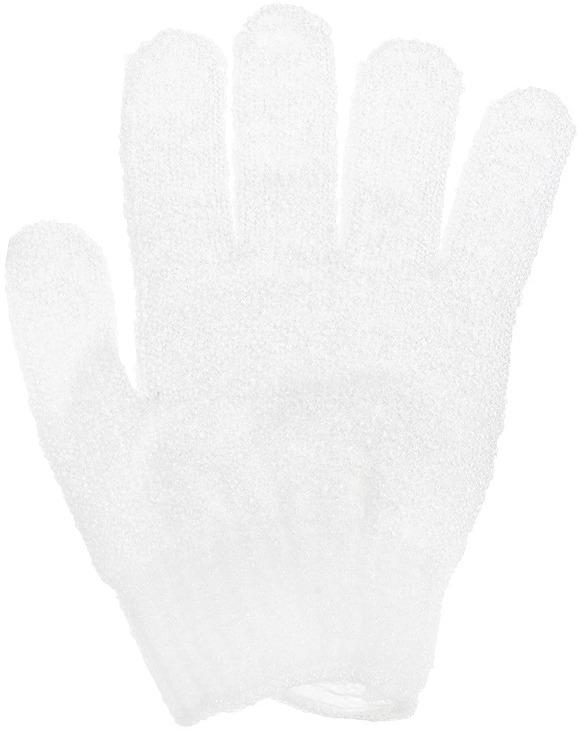 Перчатка массажная The Body Time, цвет: белый, 17,5 х 12,5 см perilla winter cute bowknot plus винтаж верховая перчатка перчатка горячая сапожная перчатка сенсорный экран черный