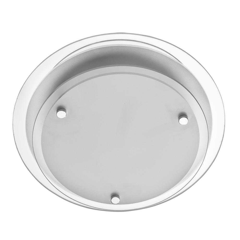 все цены на Настенно-потолочный светильник Arte Lamp A4867PL-1CC, серый металлик онлайн