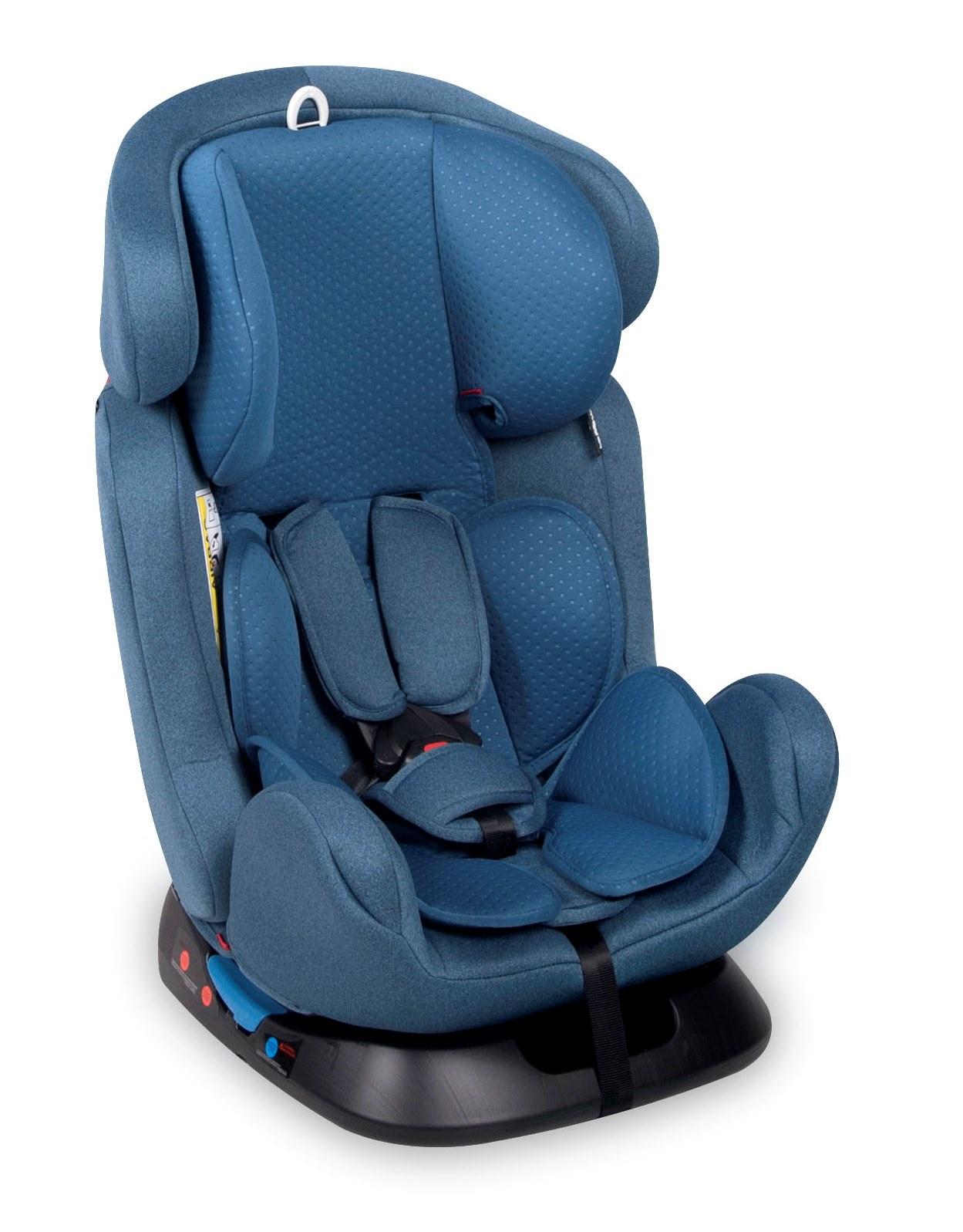 Автокресло Lorelli KX-27 Santorini 0-36 кг Синий, Blue