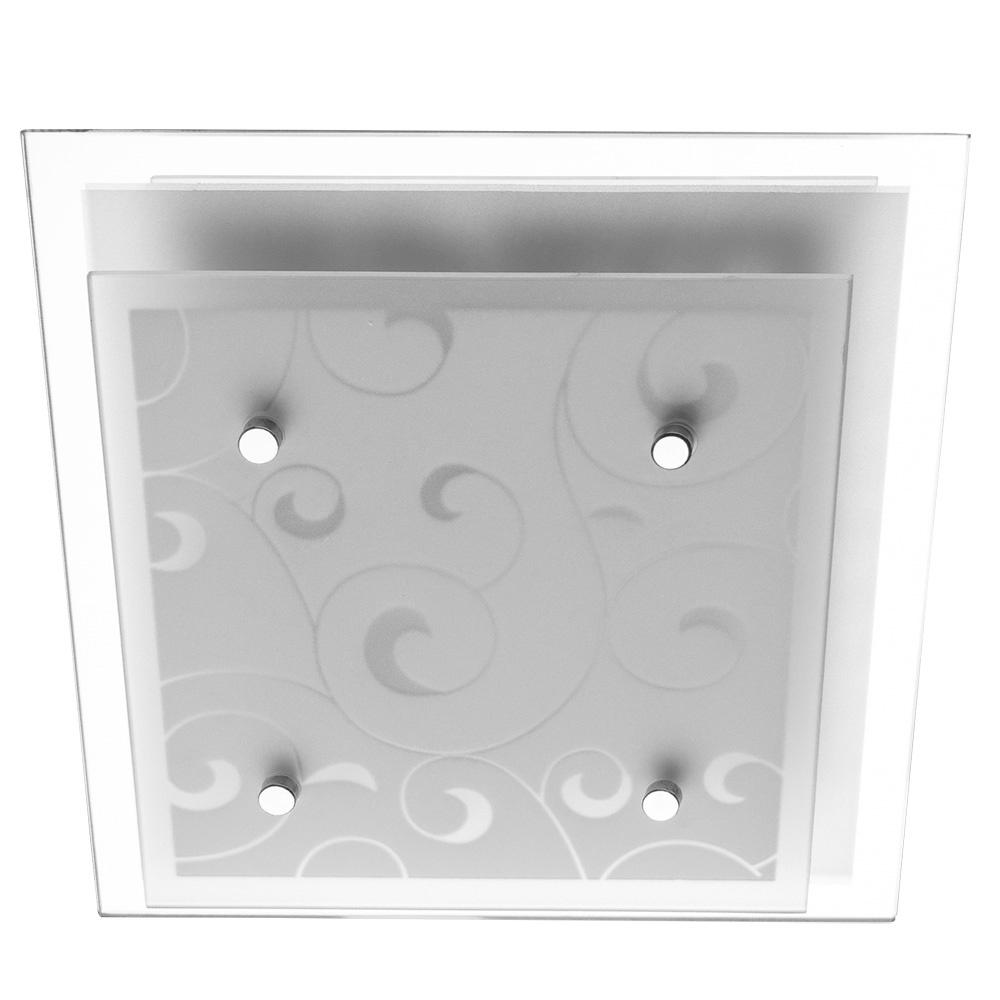 Настенно-потолочный светильник Arte Lamp A4807PL-1CC, серый металлик цена 2017