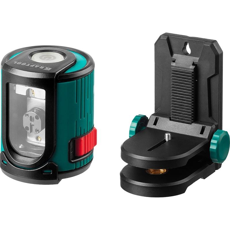 Лазерный уровень/нивелир KRAFTOOL 34700-2
