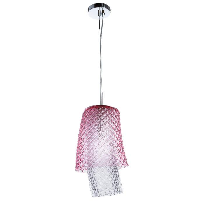 Подвесной светильник Divinare 1152/01 SP-1, серый металлик подвесной светильник divinare 1157 01 sp 2 серый металлик