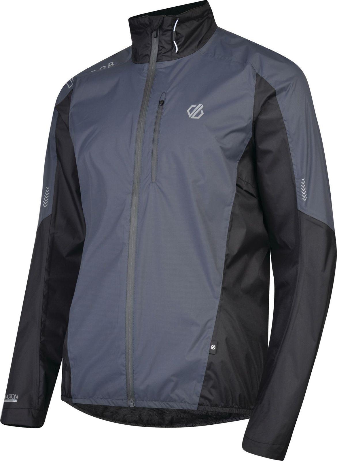 Велокуртка мужская Dare 2b Mediant Jacket, цвет: серый. DMW456-9QV. Размер 3XL (62)