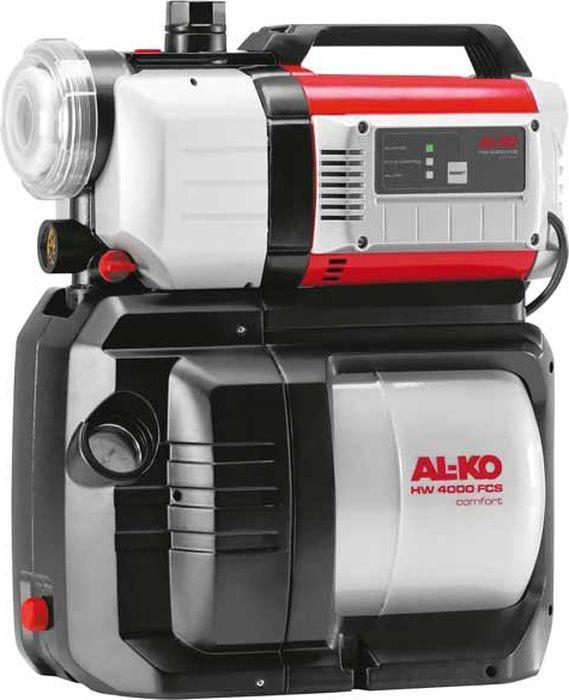 цена на Насосная станция AL-KO HW 4000 FCS Comfort, 112849, серый, черный, красный
