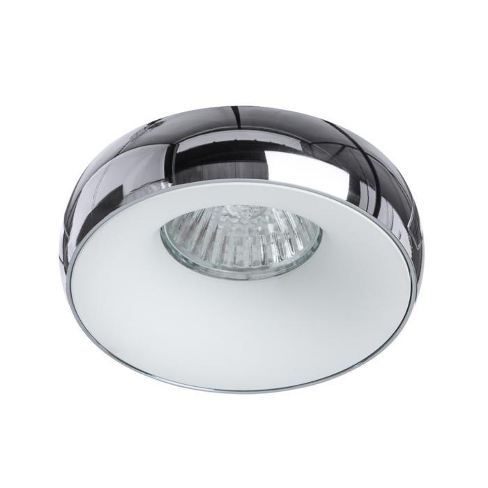 Встраиваемый светильник Divinare 1827/02 PL-1, серый металлик