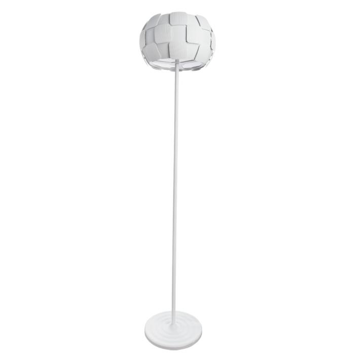 Напольный светильник Divinare 1317/01 PN-3, белый