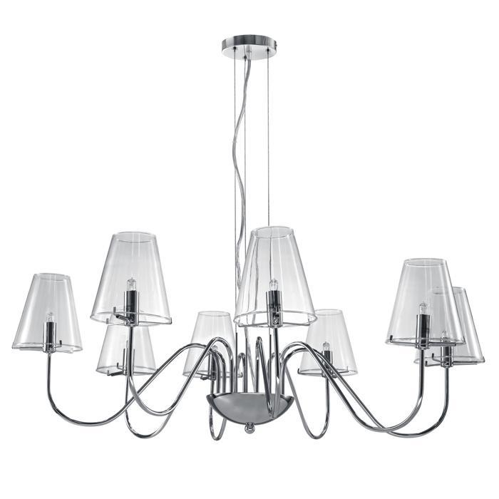 Подвесной светильник Lightstar 758084, серый металлик758084