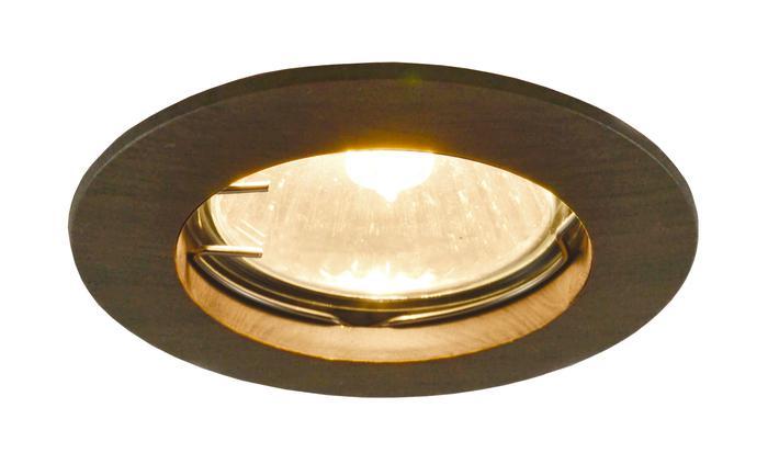 Встраиваемый светильник Arte Lamp A5453PL-3BR, коричневый