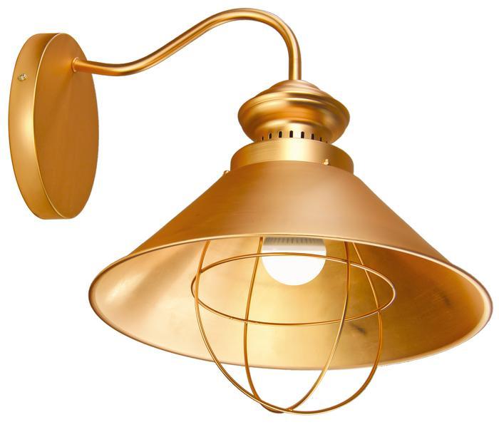 цены Бра Arte Lamp A5050AP-1BZ, E27