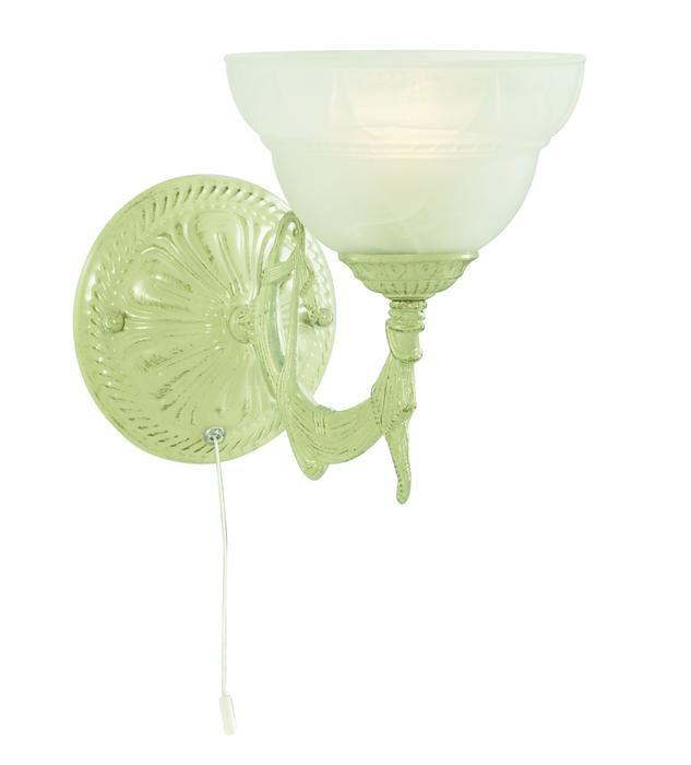 купить Бра Arte Lamp A8777AP-1WA, белый по цене 1920 рублей