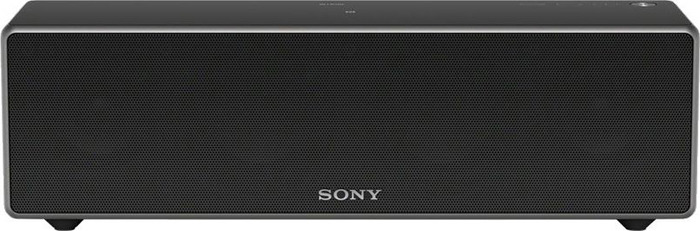Колонка портативная Sony SRS-ZR7, SRSZR7B.RU4, 92 Вт, 2.1 BT/3.5Jack/USB, черный портативная колонка sony srs zr7 black