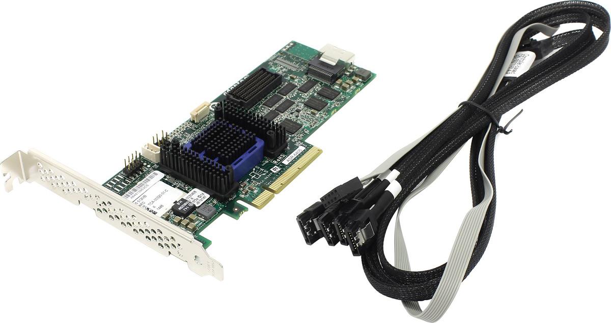 Контроллер Adaptec ASR-6405 2270000-R цена