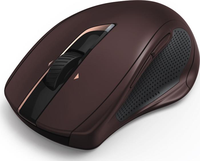 Мышь Hama MW-800, 00182670, бордовый