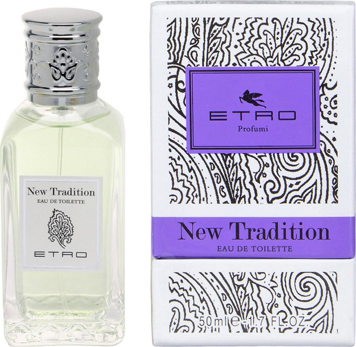 Туалетная вода Etro New Tradition, 50 мл цена
