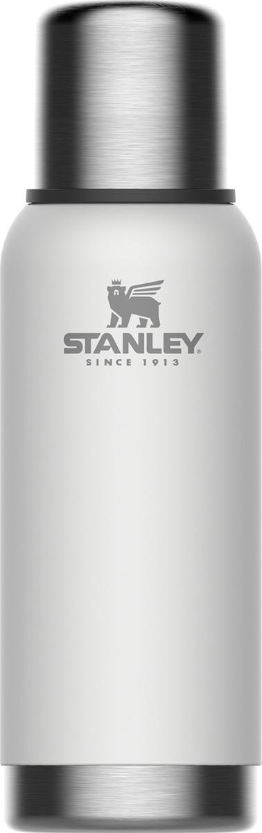 Термос Stanley Adventure, 10-01562-036, белый, 730 мл термос 0 75 л stanley adventure стальной 10 01562 017