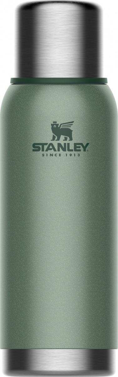 Термос Stanley Adventure, 10-01570-020, зеленый, 1 л цены