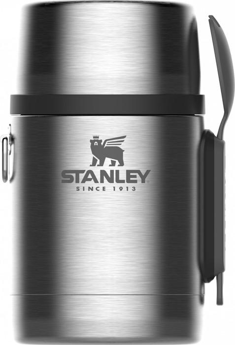Термос для еды Stanley Adventure, 10-01287-032, стальной, 530 мл