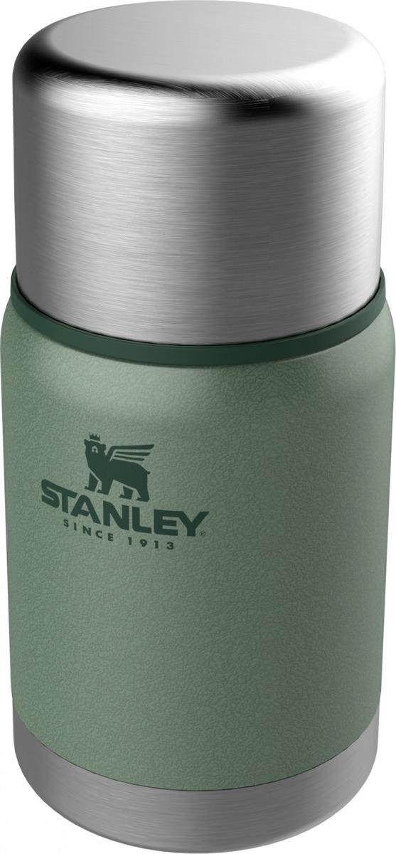 Термос для еды Stanley Adventure, 10-01571-021, темно-зеленый, 700 мл
