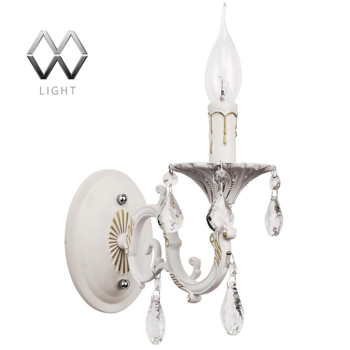 Бра Mw Light 301024501, белый