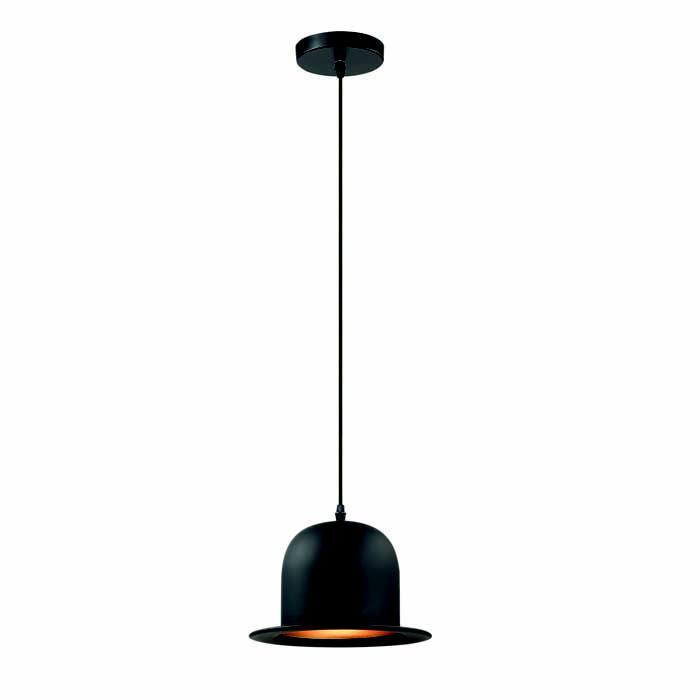 Подвесной светильник Odeon Light 3357/1, черный
