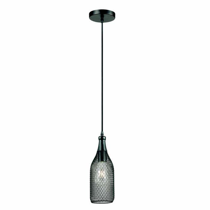 Подвесной светильник Odeon Light 3353/1, черный